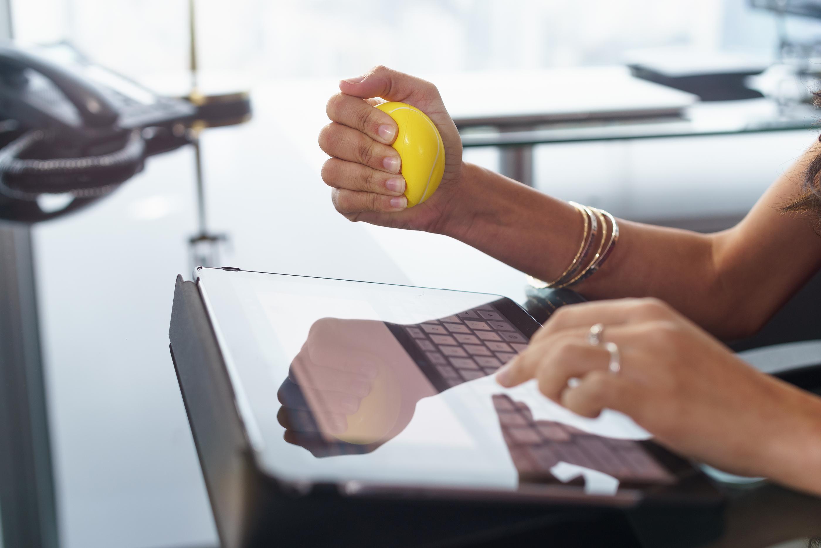 Workplace Stress an Employee Reality