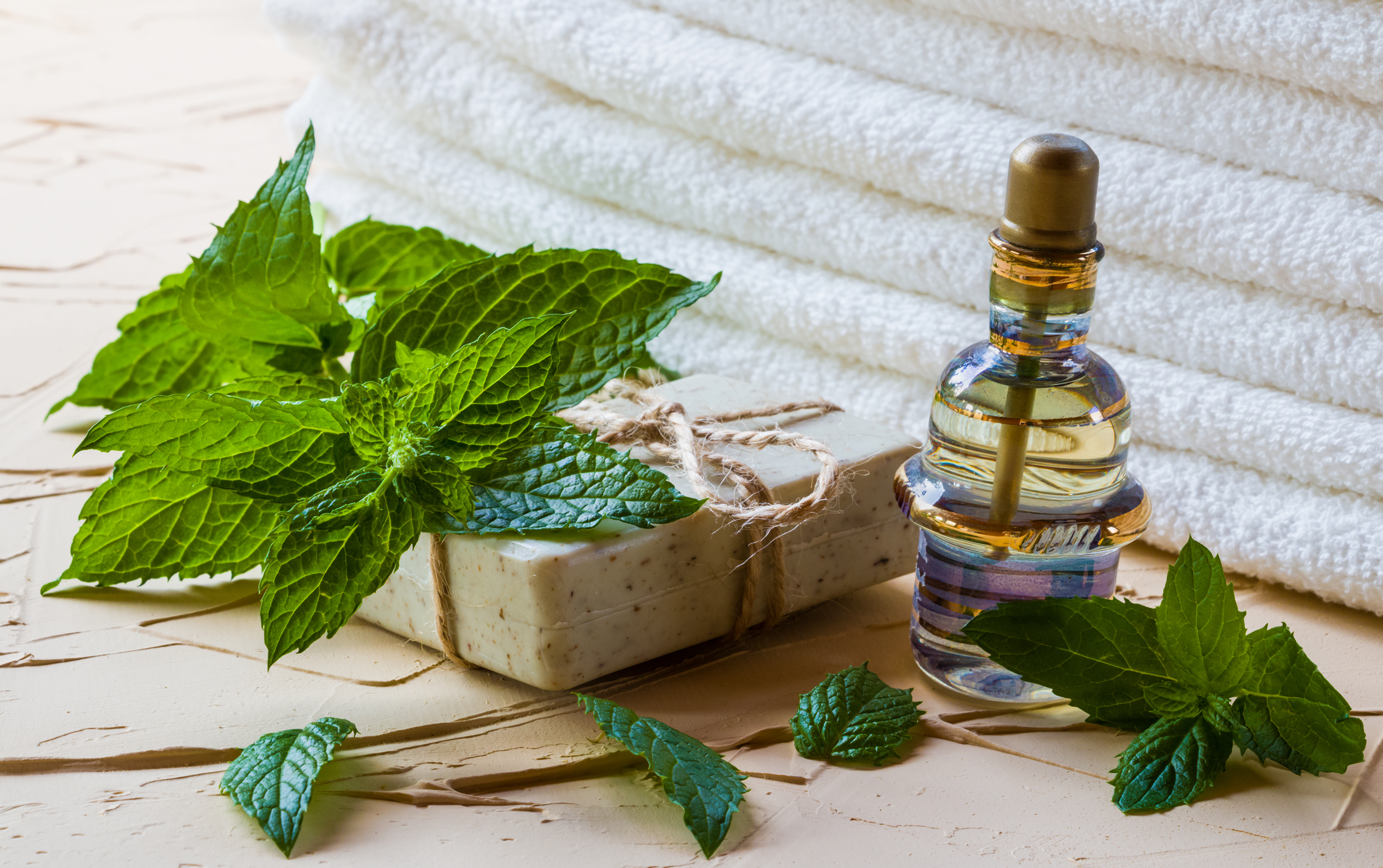 Essential Oils Sweeten Mind, Body, and Mood