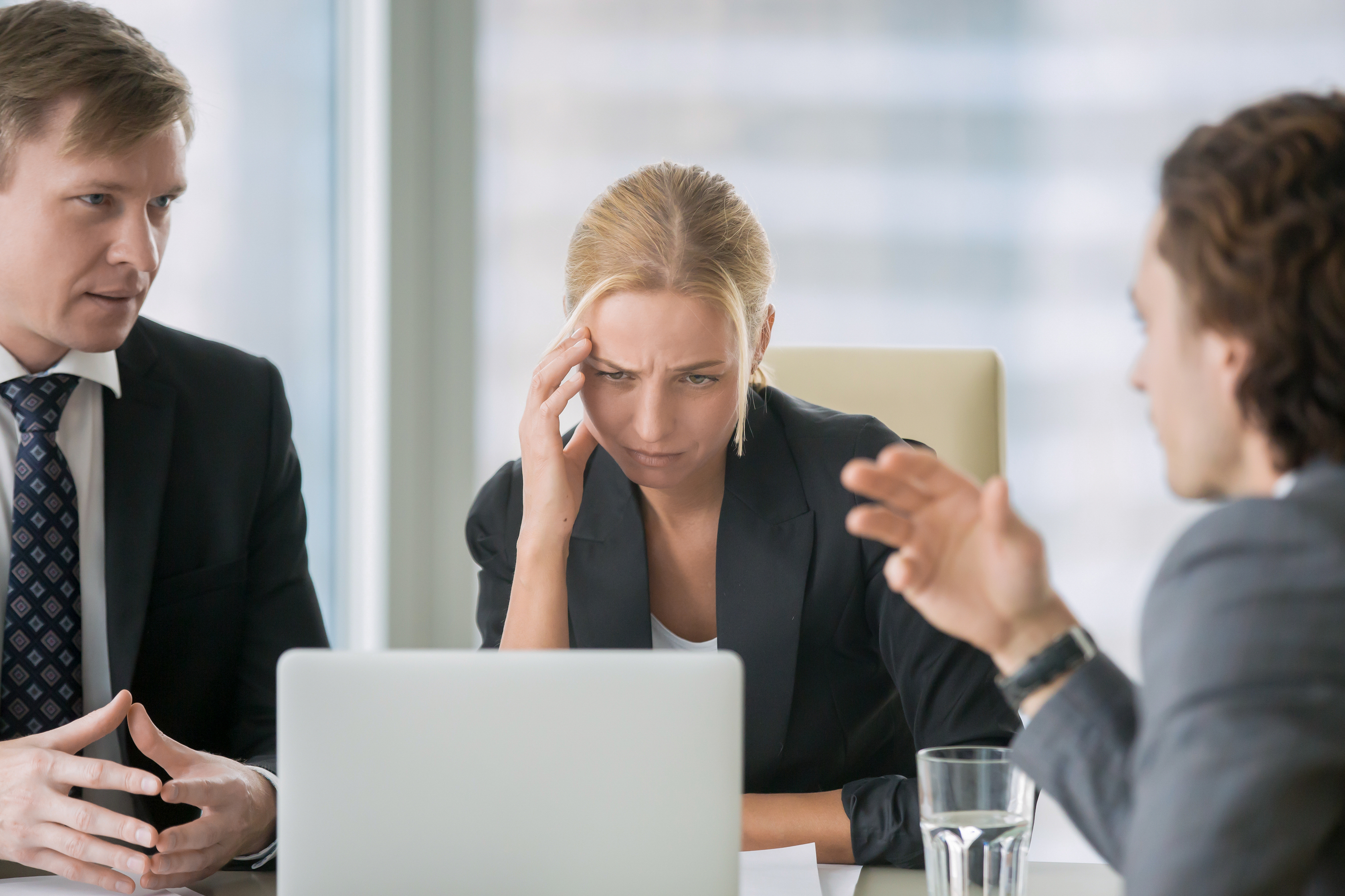 Are you a professional who struggles with stress?