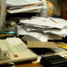 What to Do Before the Top of Your Desk Disappears