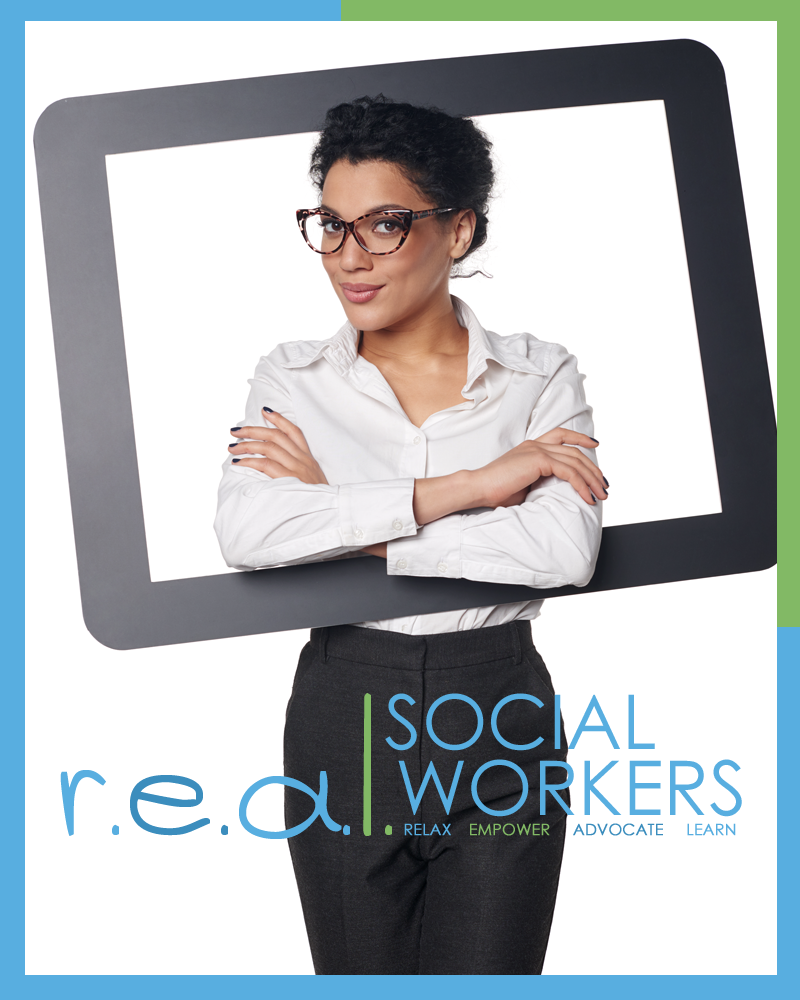 For REAL Social Workers Online Magazine